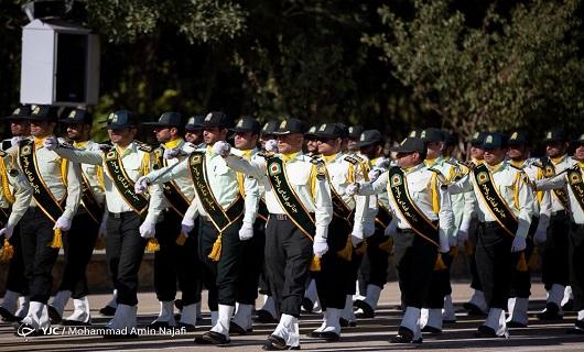 نیروی انتظامی عامل حفظ امنیت و آرامش در جامعه