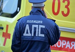 ۲۰ زخمی به دنبال واژگونی اتوبوس حامل گردشگران در روسیه