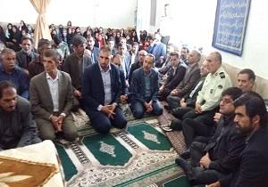 حضور مسئولین کشوری و استانی در روستای چنار محمودی/ حدود ۹۵ درصد اهالی سالم هستند