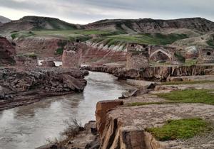 بازگشایی پل گاومیشان در استان ایلام