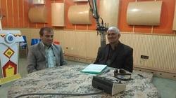 پخش برنامه آوای سوادآموزی از شبکه استانی دنا