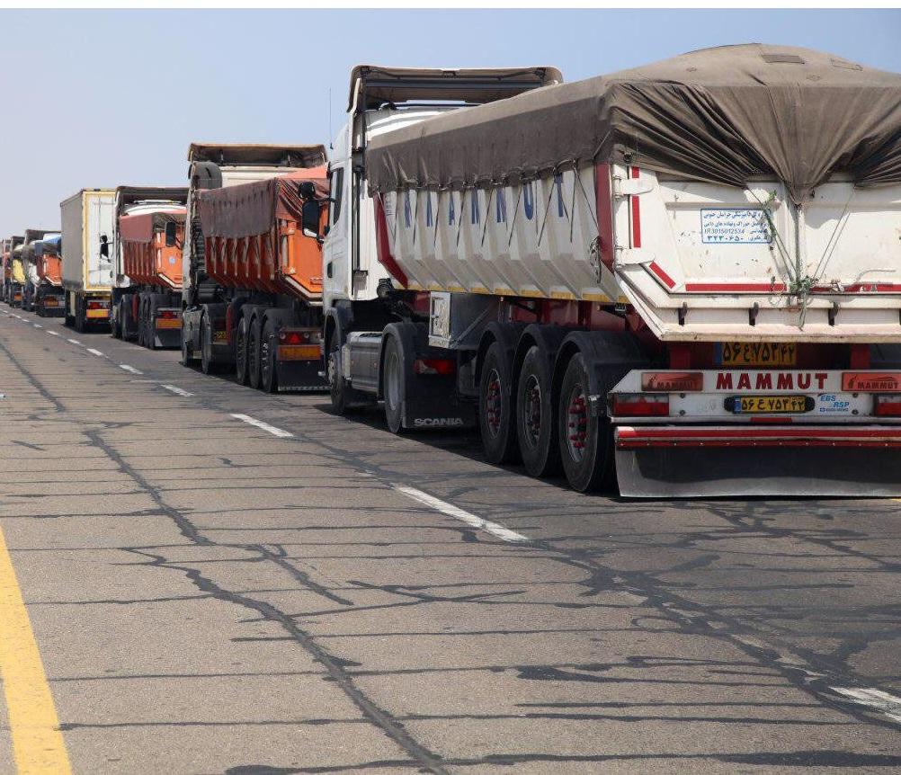 بیشاز۱۳۱میلیون دلار کالا از مرزهای پیشین و ریمدان صادر شد
