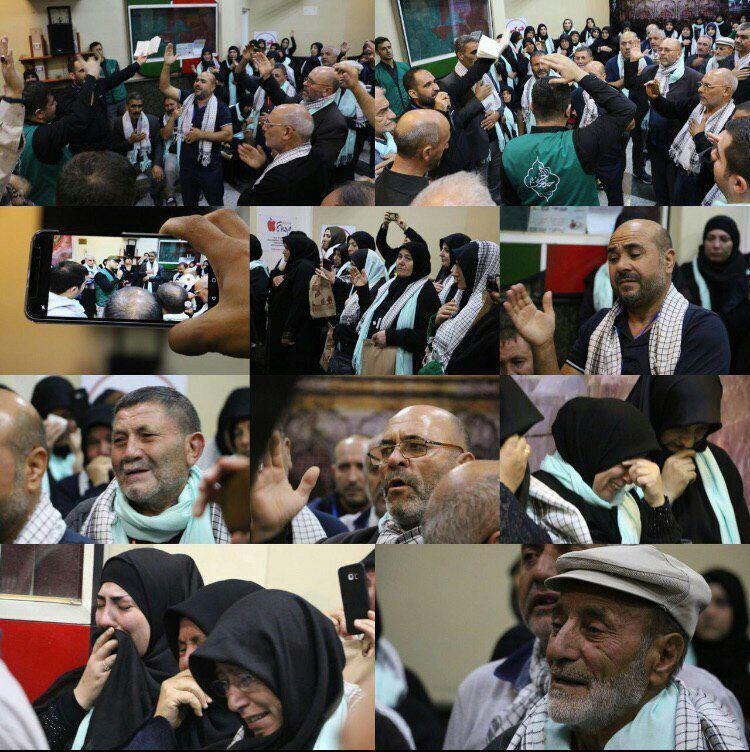 ورود نخستین گروه زائرین اربعین حسینی ( ع ) کشور ترکیه از طریق پایانه مرزی بازرگان