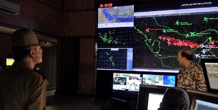 افتتاح مرکز فرماندهی پدافند هوایی خلیج فارس