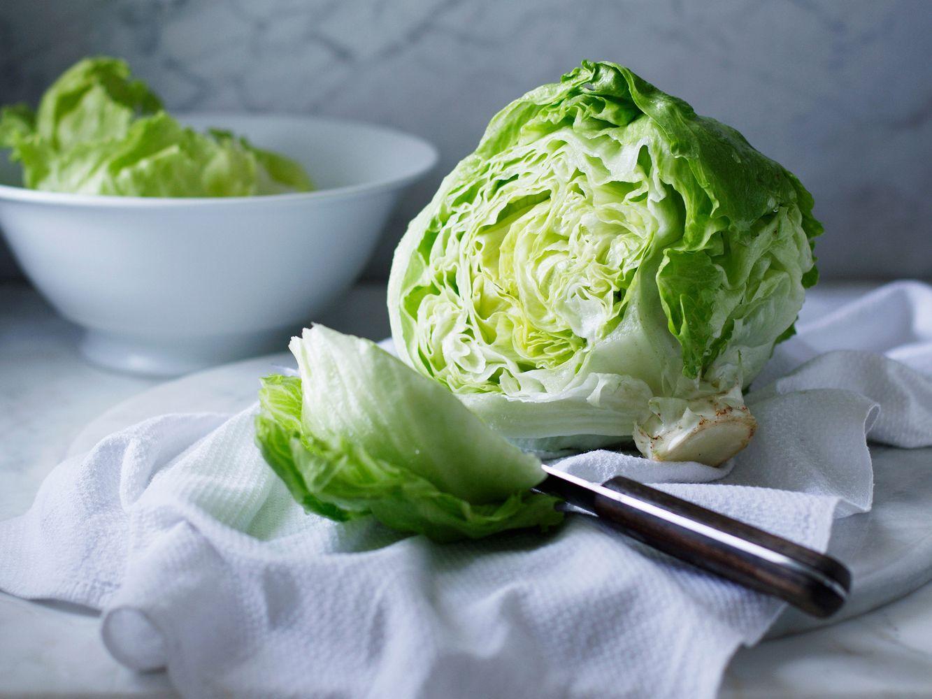 با مصرف کاهو تنها در ۱۰ روز میتوانید تا ۷ کیلو لاغرشوید +مراحل رژیم کاهو/////گلی