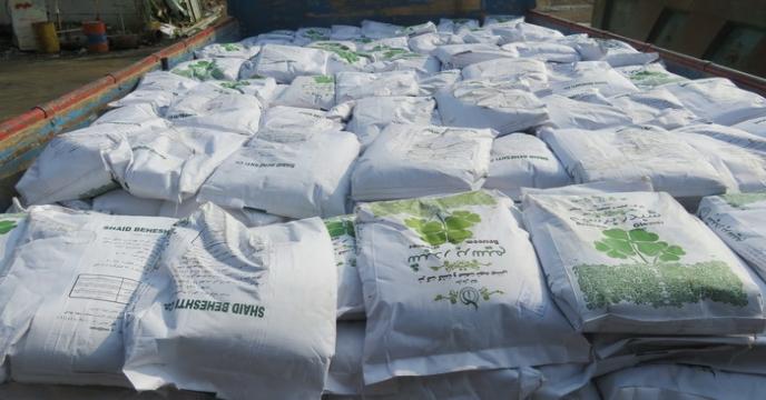 توزیع بذر مورد نیاز کشاورزان کردستانی