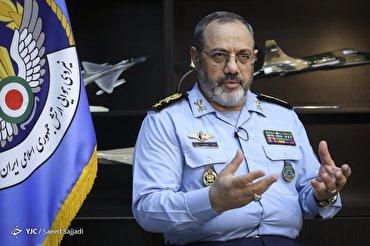 باشگاه خبرنگاران - ورود نیروی هوایی ارتش به ساخت هواپیمای بدون سرنشین/ دانش ساخت جنگنده به طور کامل در اختیار ایران قرار دارد/ تمام مهمات موردنیاز را خودمان میسازیم