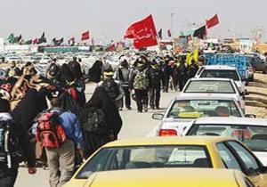 خروج زائران اربعین با خودرو از کشور تنها از مرز چذابه مجاز است/ کاپوتاژ تنها تا ۲۵ مهر