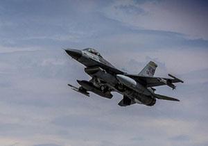 حمله ترکیه به منطقهای در حسکه سوریه