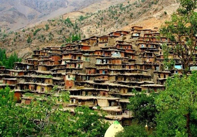 اهالی این روستا بیخیال سبک زندگی زیبایشان نمیشوند!