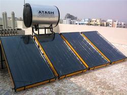 نصب و راه اندازی ۲۹۴ آبگرمکن خورشیدی در روستاهای استان