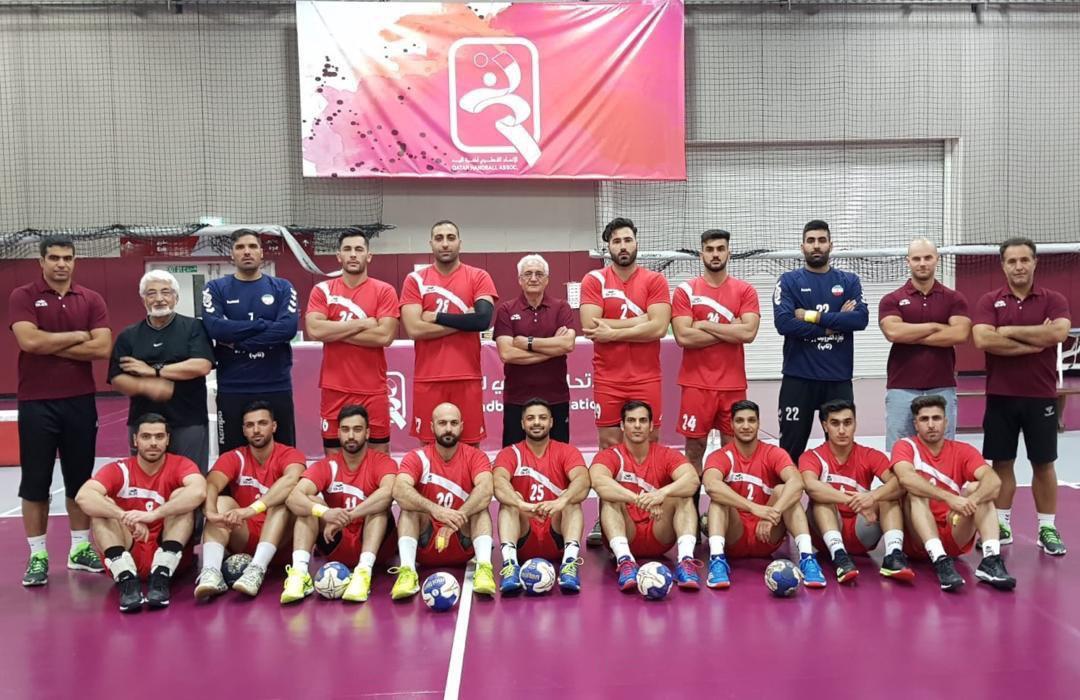 برنامه بازیهای دوستانه تیم والیبال ایران در قطر