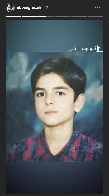 چهره زخمی بازیگر معروف /