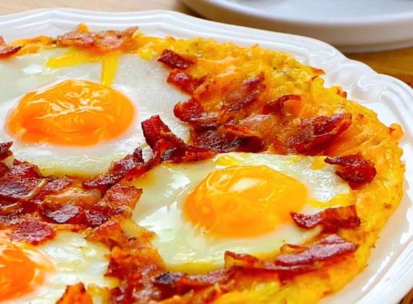 یک عدد تخمع مرغ ۴۰ گرم پروتین دارد
