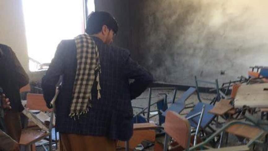 انفجار در کلاس درس دانشگاه غزنی/ 19 دانشجو زخمی شده است
