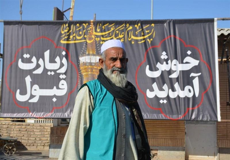 ورود نخستین کاروان زائران افغانستانی اربعین حسینی به ایران + عکس