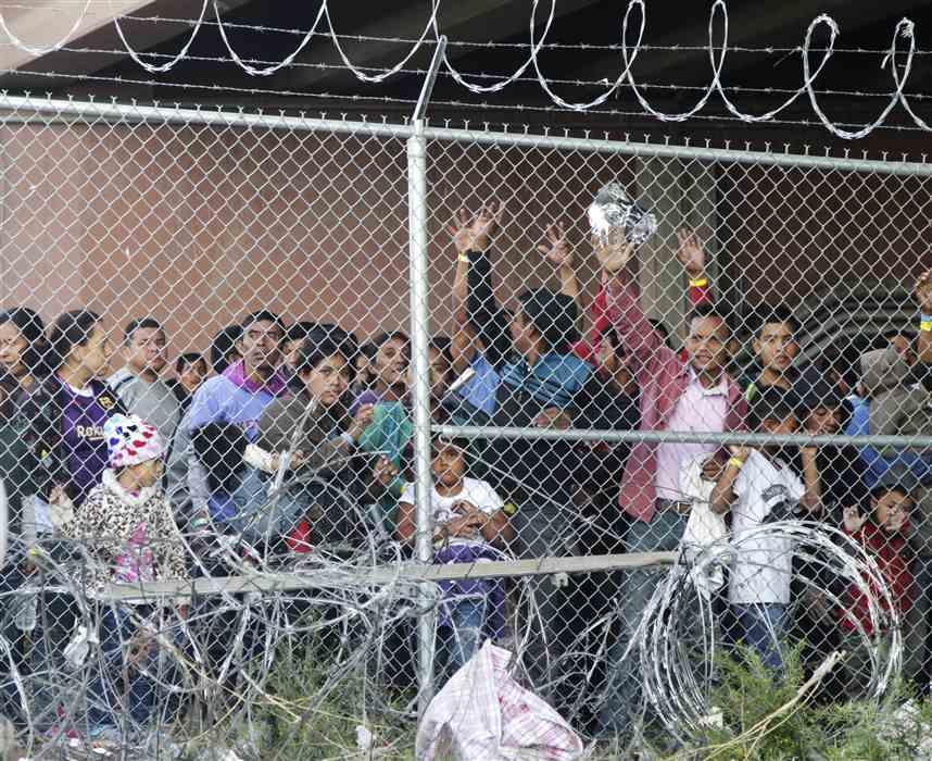 جنجال جدید آمریکا در خصوص مهاجران