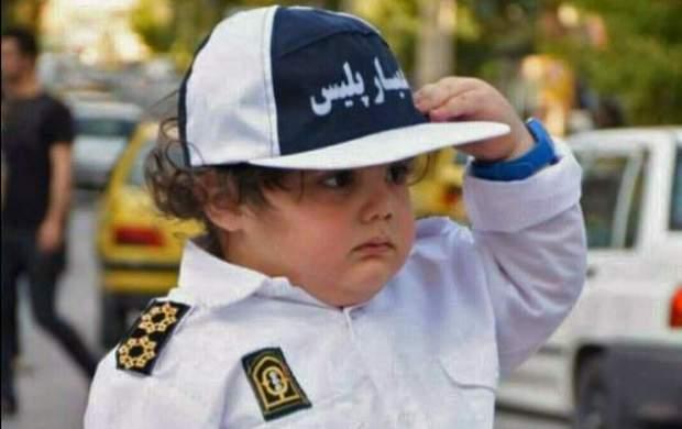 اجرا طرح همیار پلیس سرویس مدارس در مراغه
