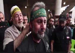 غافلگیری موکبداران عراقی توسط زائران ایرانی برای تشکر از آنان! + فیلم