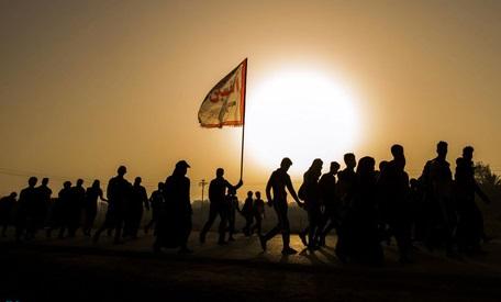اربعین آنلاین از طریق تمامی شبکههای اجتماعی قابل دسترس در عراق همراه زائران است