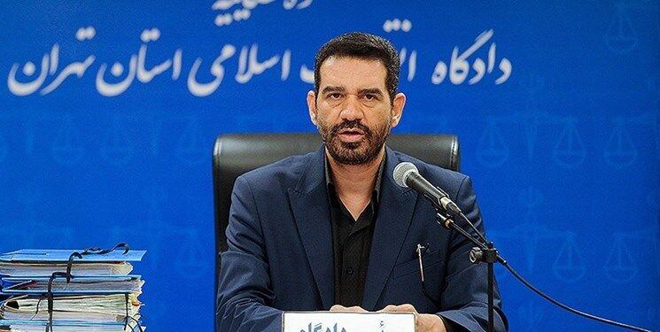 واکنش قاضی مسعودی مقام به خبر فرار هادی رضوی از کشور
