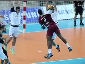 شکست تیم ملی هندبال ایران برابر قطر