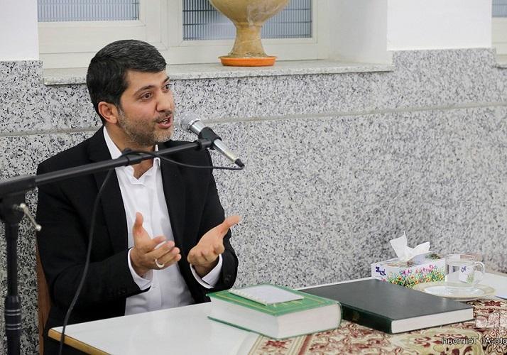 تفسیرقرآن با حضور قاری بینالمللی در خمین