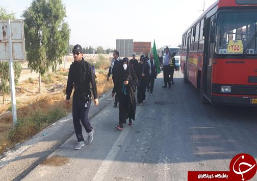 با زائران در مرز مهران؛زائران گوشیهای خود را به وای فای ناشناس وصل نکنند