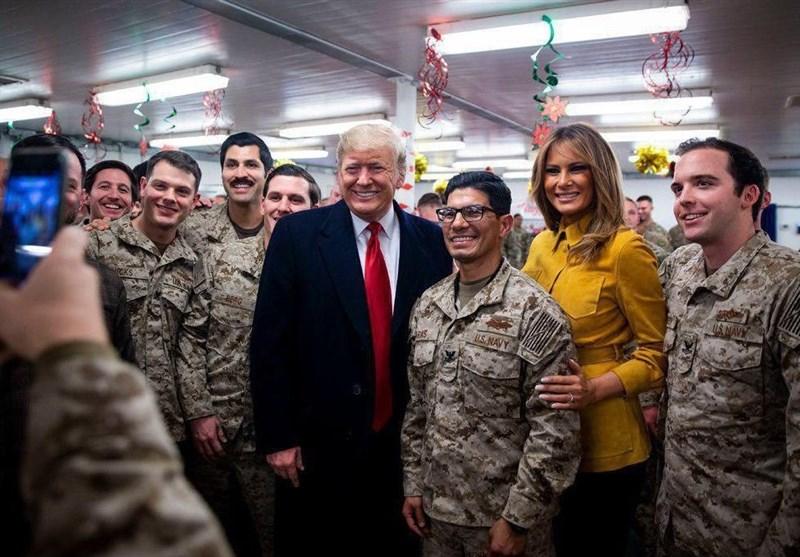 عامل اصلی تمام مشکلات در عراق آمریکاییها هستند