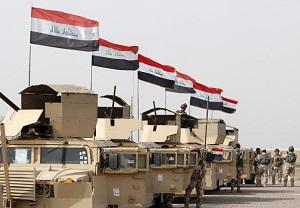 پایان وضعیت هشدار برای نیروهای ارتش عراق