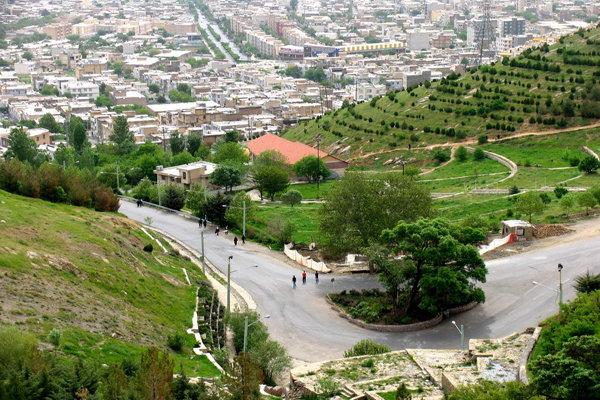 وضعیت نامناسب فضای سبز در سنندچ