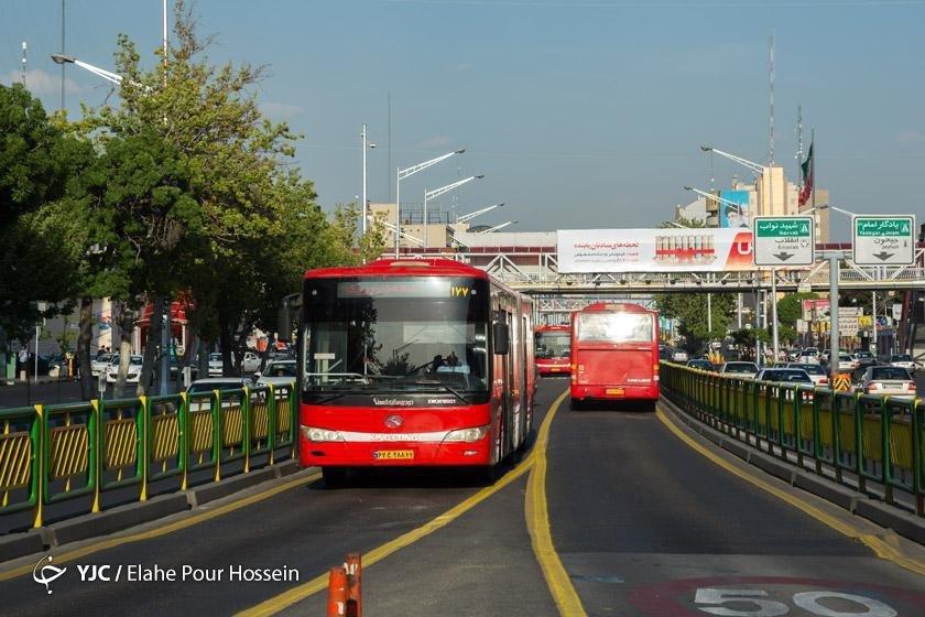 تمهیدات ویژه شرکت واحد اتوبوسرانی برای بازی فوتبال ایران کامبوج