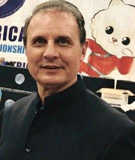 یک ایرانی رئیس داوران مسابقات جهانی ووشو شد