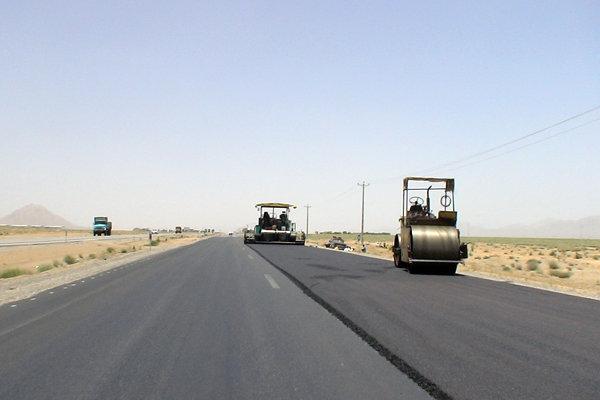 خط کشی یک هزار و ۶۳۴ کیلومتر از جادههای آذربایجانشرقی