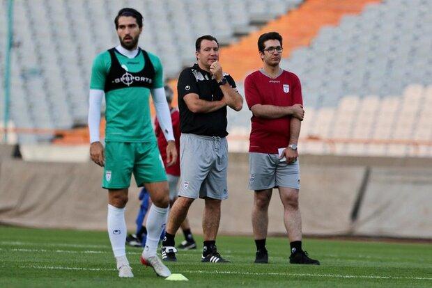 مارک ویلموتس: ایرانی فوتبال تهاجمی دوست دارد