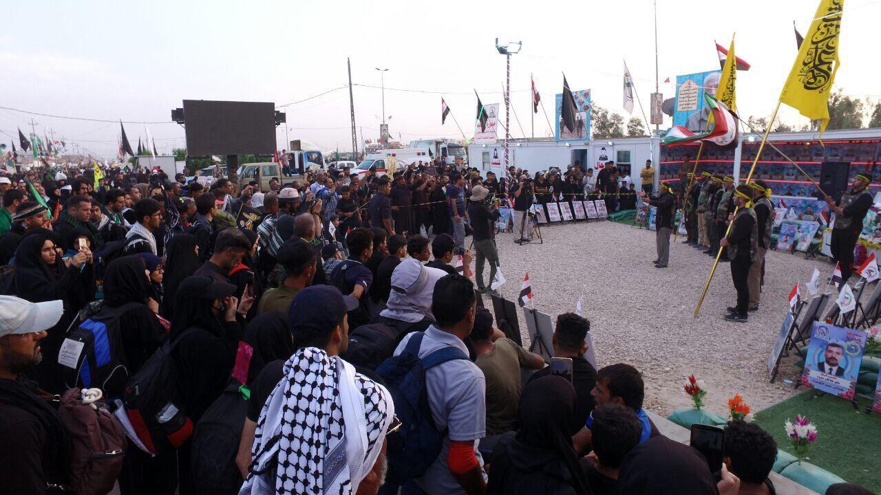 قدردانی غیرمنتظره از موکب داران عراقی