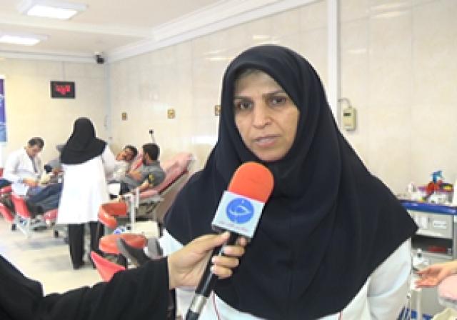 فعالیت ۶ پایگاه انتقال خون در سیستان وبلوچستان