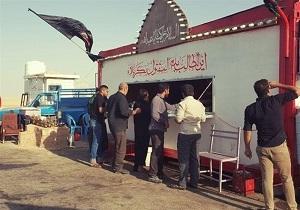 کانونهای مساجد چهارمحال و بختیاری سه موکب برپا میکنند