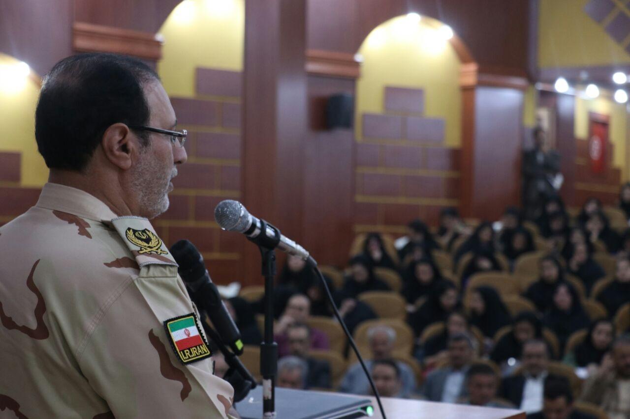 امنیت مطلوب مرزهای استان به همت مرزبانان
