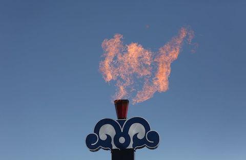 یک میلیارد مترمکعب گاز طبیعی در کردستان مصرف شد