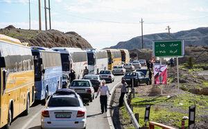 اتوبوسهای ایرانی در مرزها و عراق چقدر کرایه میگیرند؟