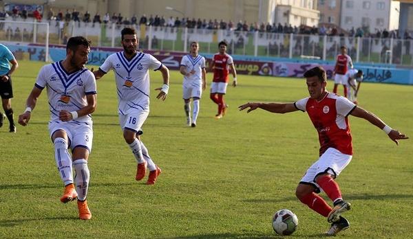 برنامه هفته هشتم لیگ دسته یک فوتبال مردان