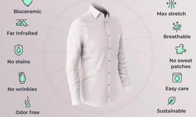 با پوشیدن این پیراهن استرس را از خود دور کنید