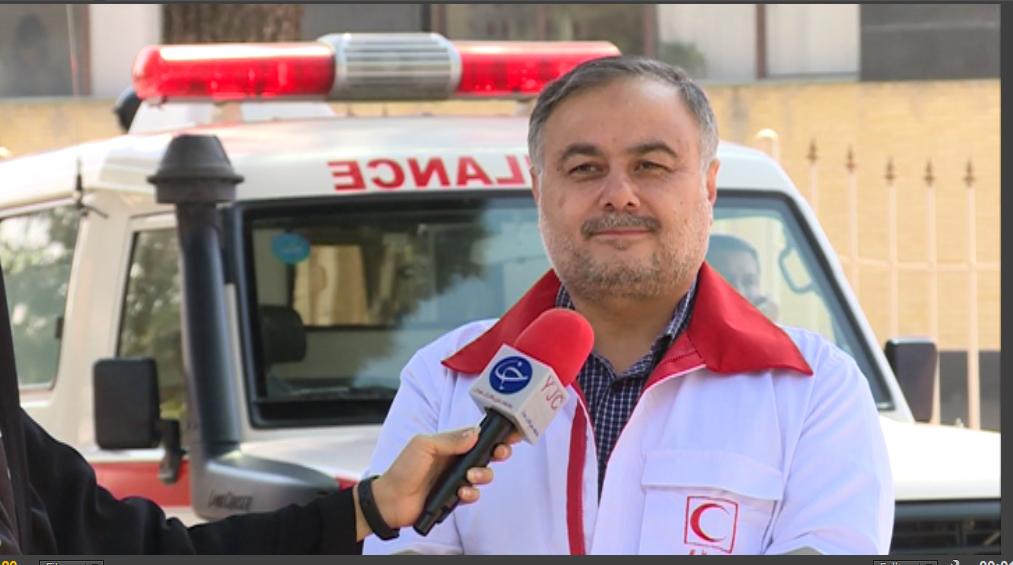 فوت یک نفر و مراجعه ۶۹۰۰ زائر به کوکبهای درمانی عراق در روز نخست + مهمترین علل مراجعه زائران