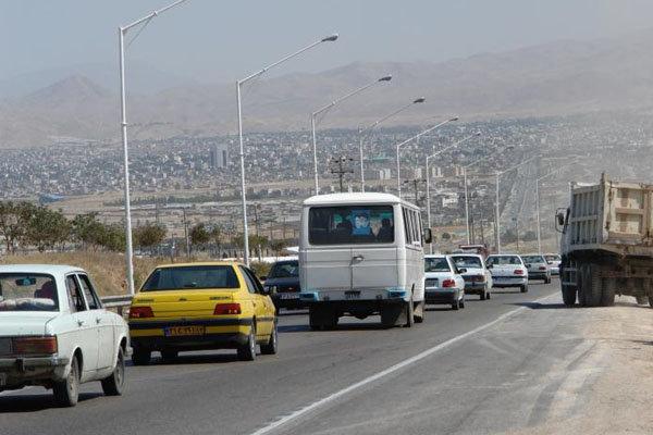توصیه پلیس راه به رانندگان وسایل نقلیه برای روزهای پایانی هفته