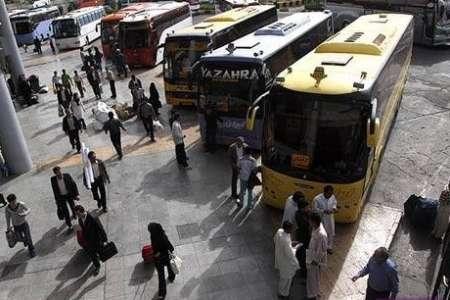 شرکتهای حمل و نقلی بلیت به مقصد مهران نمیفروشند!