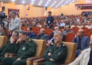 همایش ملی قایق های تندرو، محفلی از جنس اقتدار نظامی + فیلم