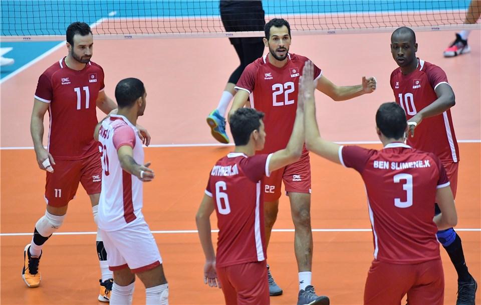تیم ملی والیبال ایران - تونس / کار آسان برای ثبت سومین برد