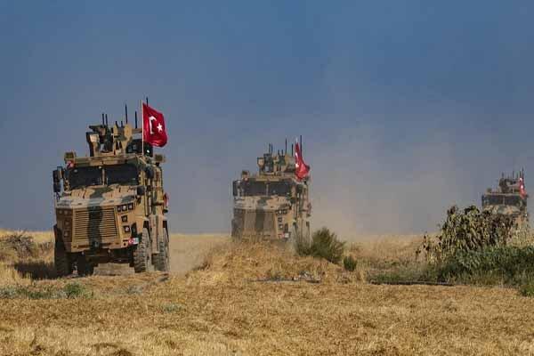 آغاز حمله موسوم به «چشمه صلح» اردوغان و مسیر پرسنگلاخ