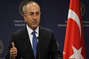 چاووش اوغلو: دولت سوریه را در جریان عملیات قرار دادهایم